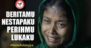 POSTER ROHINGYA MOTHER